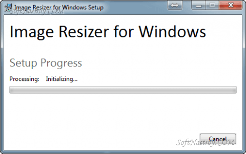 Устанавливаем программу Image Resizer for Windows в Windows 7 - 4
