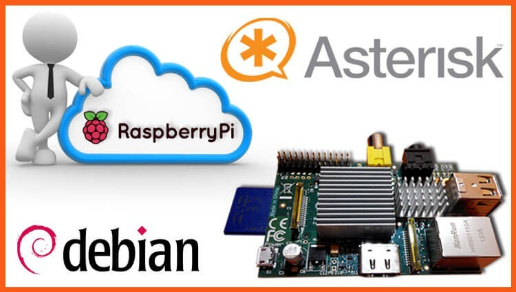Установка Asterisk 11 на мини сервер Raspberry Pi