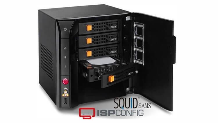 Интернет сервер - установка и настройка