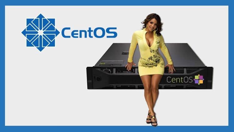 Установка на сервер CentOS 7 c подробными скриншотами