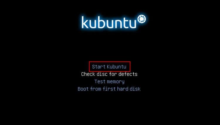 Установка Kubuntu 13.04 - подробное руководство
