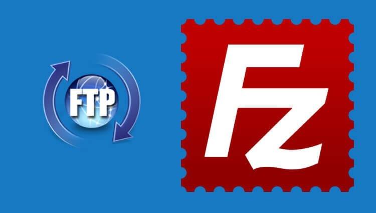 Подключаемся к FTP серверу из FTP клиента Filezilla