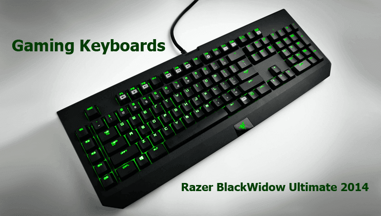 Мечта геймера: Razer BlackWidow 2014 Ultimate