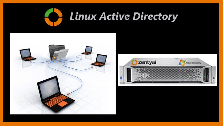 Добавляем сетевые папки в сервере Linux Active Directory