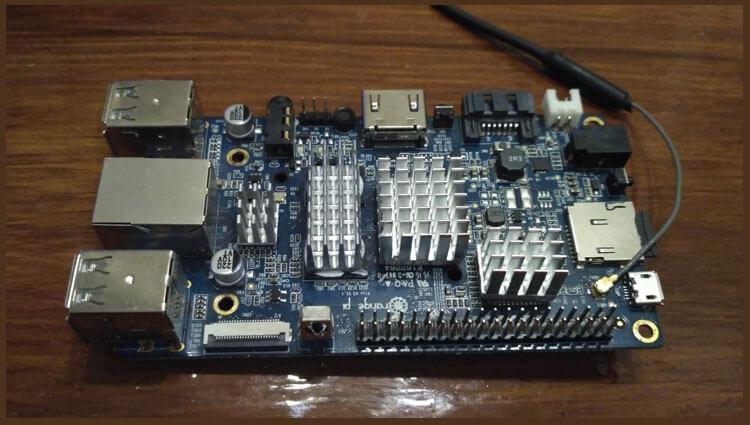 Установка Debian/Ubuntu на Orange Pi, перенос системы в EMMS