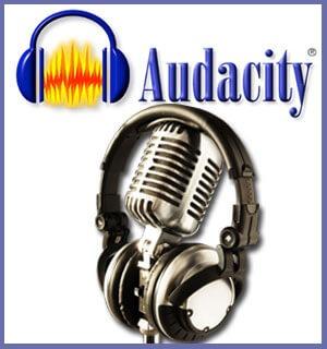 Инструкция по записи звука с микрофона в аудио редакторе Audacity