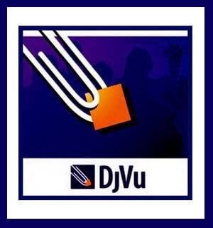 Как открыть djvu книгу в программе WinDjView