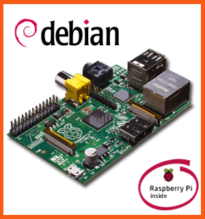 Настройка Raspberry Pi после установки Debian