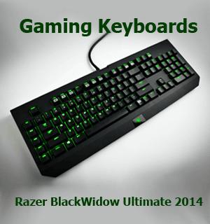 Мечта геймера: Razer BlackWidow 2014 Ultimate